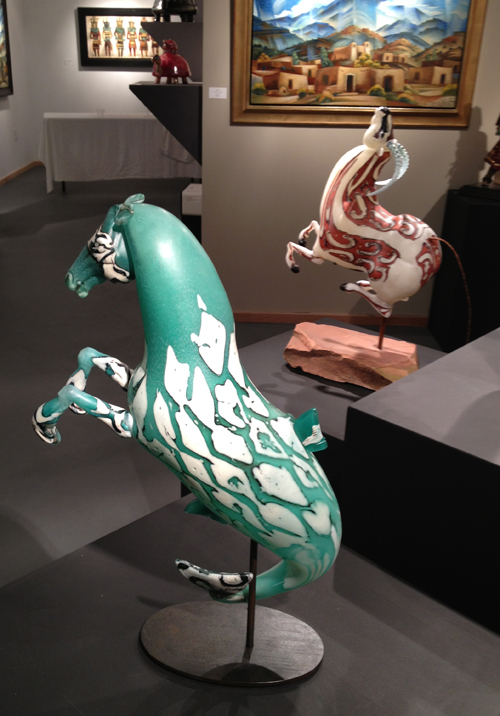 Hippocampus and Levity by Shelley