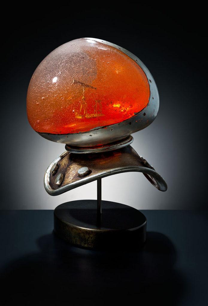 rik-allen-glass-metal-artist-bollicine-relativity